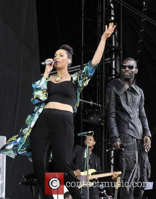 Leona Lewis and Wretch 32 11