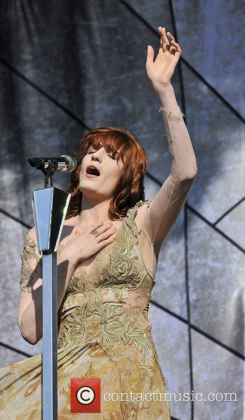 Florence Welch and Florence And The Machine 6
