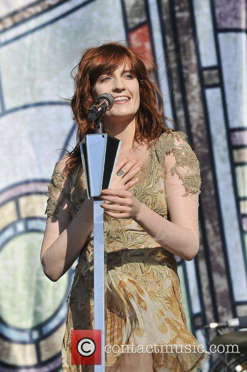 Florence Welch and Florence And The Machine 8