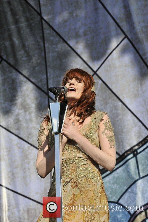 Florence Welch and Florence And The Machine 9