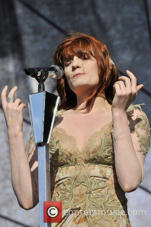 Florence Welch and Florence And The Machine 10