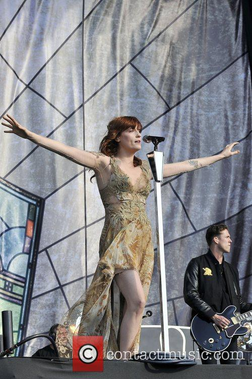 Florence Welch and Florence and the Machine 23