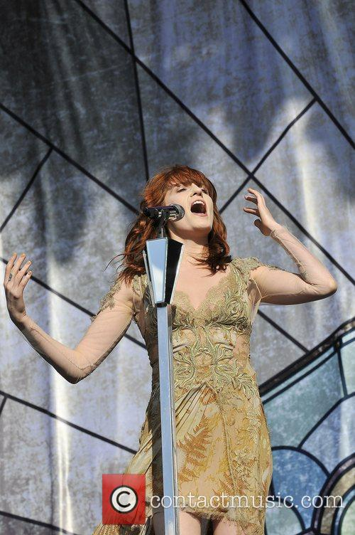 Florence Welch and Florence and the Machine 24