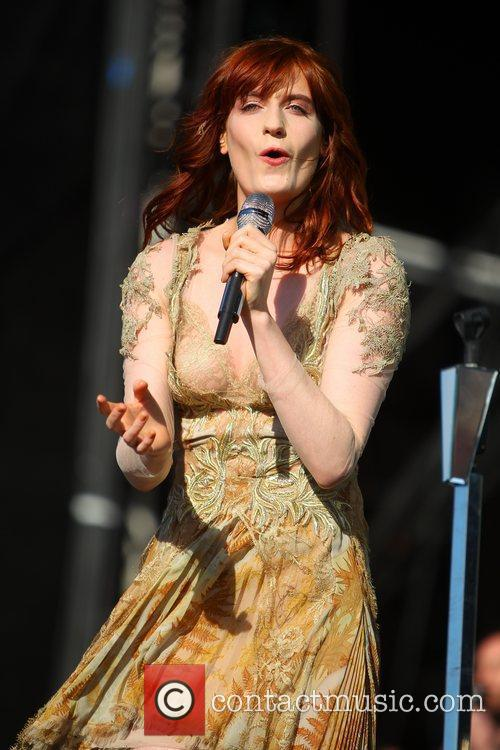 Florence Welch and Florence and the Machine 26