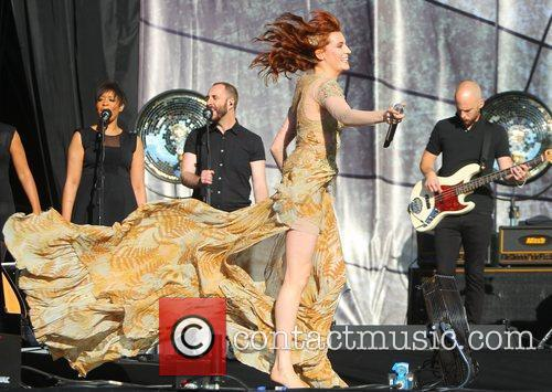 Florence Welch and Florence and the Machine 27