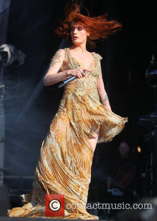 Florence Welch and Florence and the Machine 30