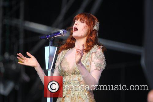 Florence Welch and Florence and the Machine 32
