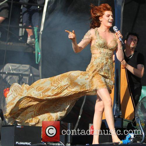 Florence Welch and Florence and the Machine 34