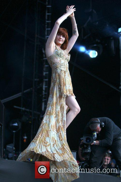Florence Welch and Florence and the Machine 35