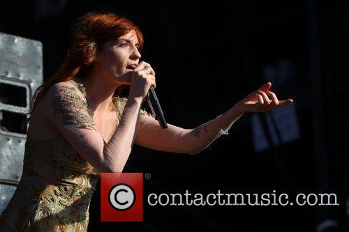 Florence Welch and Florence and the Machine 37