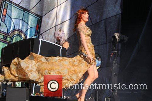Florence Welch and Florence and the Machine 39