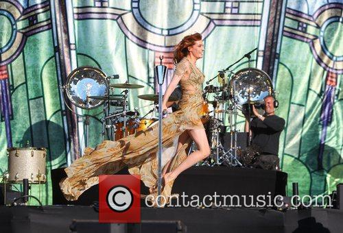 Florence Welch and Florence and the Machine 40