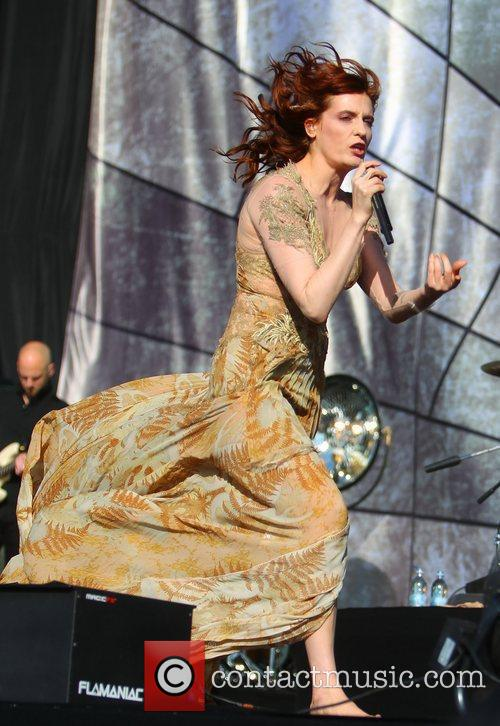 Florence Welch and Florence and the Machine 42