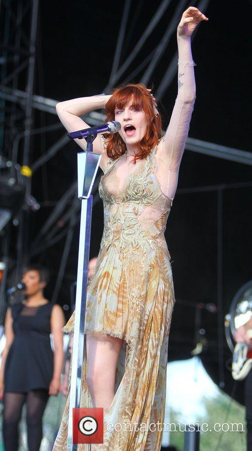 Florence Welch and Florence and the Machine 43