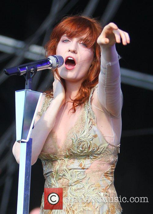Florence Welch and Florence and the Machine 46