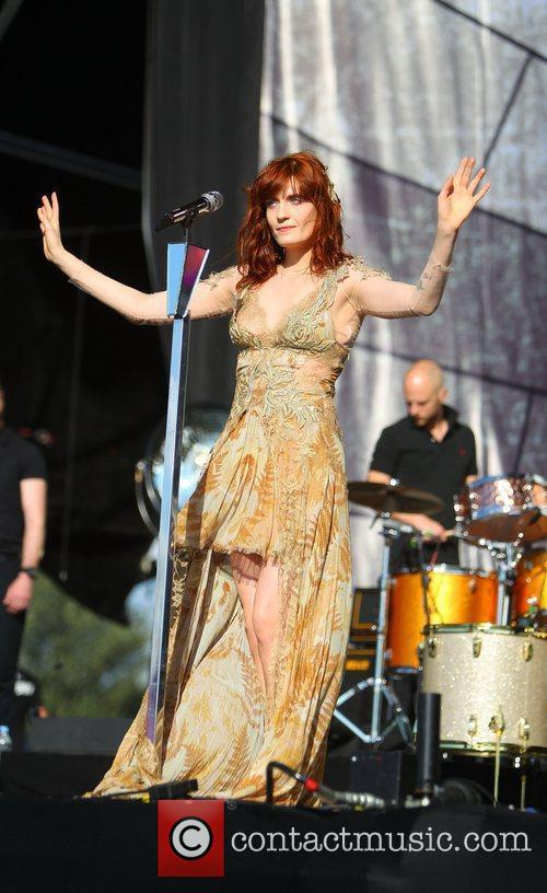 Florence Welch and Florence and the Machine 47