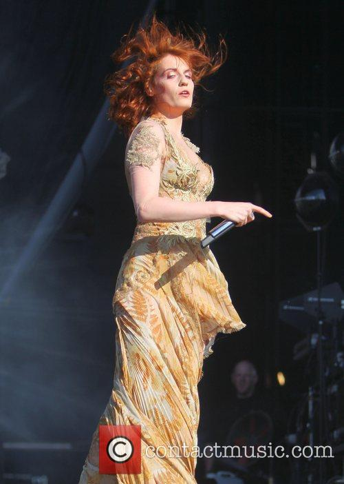 Florence Welch and Florence and the Machine 48
