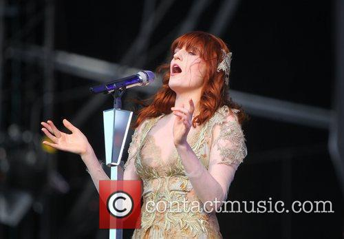 Florence Welch and Florence and the Machine 50