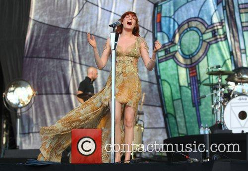 Florence Welch and Florence and the Machine 51
