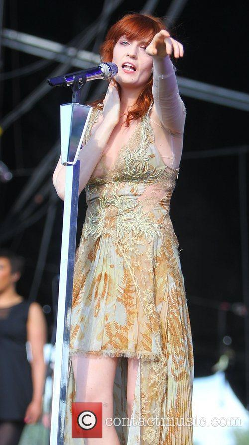 Florence Welch and Florence and the Machine 52