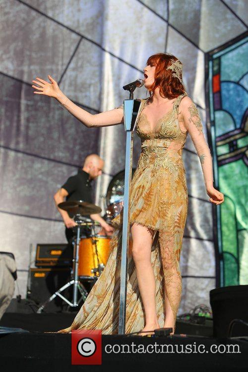 Florence Welch and Florence and the Machine 53