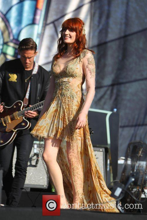 Florence Welch and Florence and the Machine 54