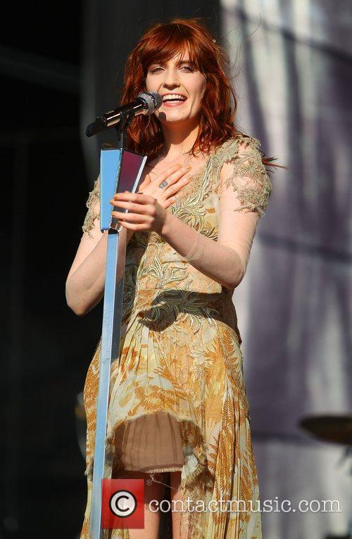 Florence Welch and Florence and the Machine 56