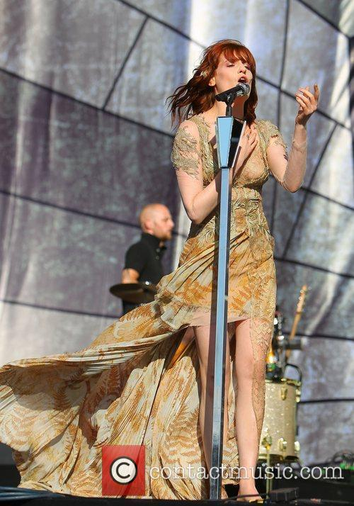 Florence Welch and Florence and the Machine 57