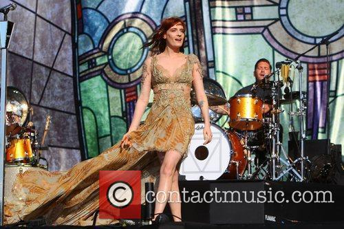 Florence Welch and Florence and the Machine 58