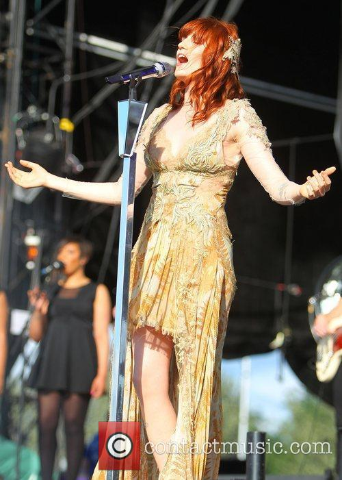 Florence Welch and Florence and the Machine 61