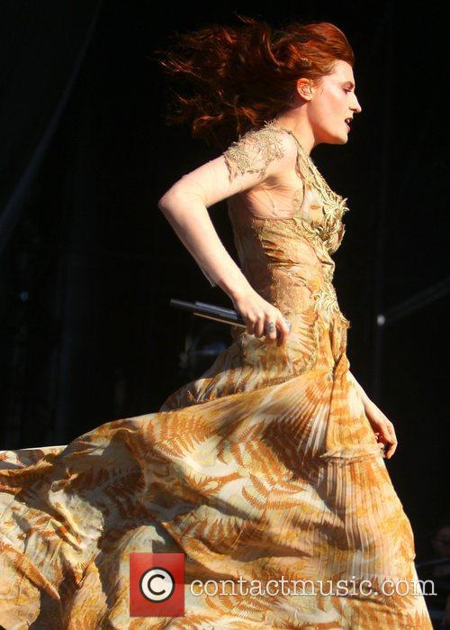 Florence Welch and Florence and the Machine 69