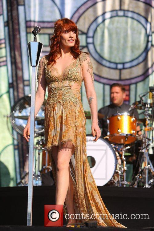 Florence Welch and Florence and the Machine 72