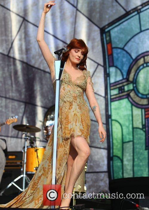 Florence Welch and Florence and the Machine 73