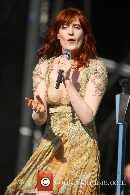 Florence Welch and Florence and the Machine 74
