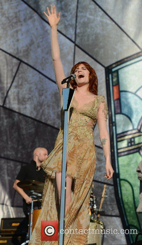 Florence Welch and Florence and the Machine 78