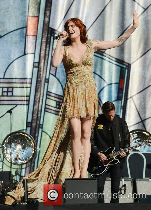 Florence Welch and Florence and the Machine 79