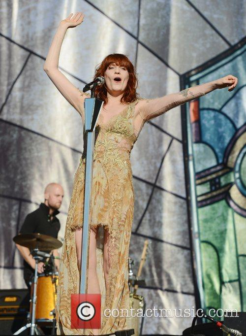 Florence Welch and Florence and the Machine 81