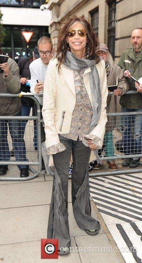 Steve Tyler and Aerosmith 3