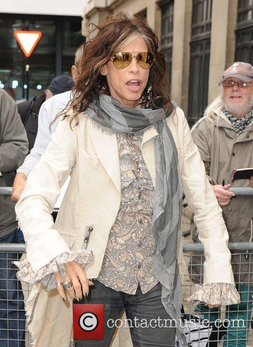 Steve Tyler and Aerosmith 7