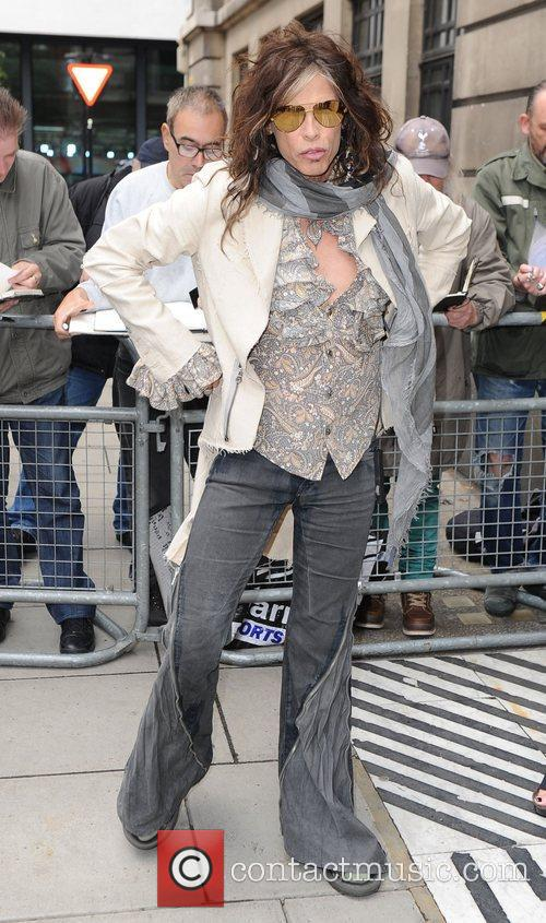 Steve Tyler and Aerosmith 5