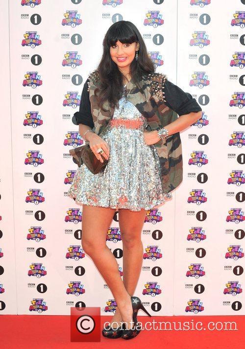Jameela Jamil and Wembley Arena 3