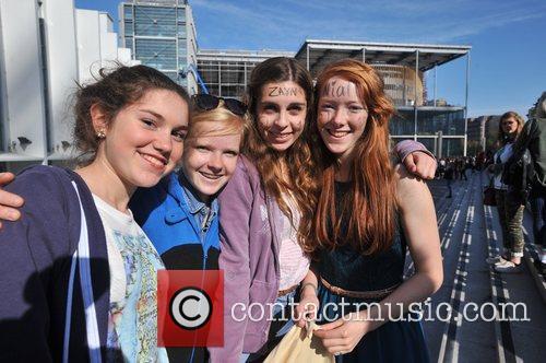 BBC Radio 1's Teen Awards 2012 held at...