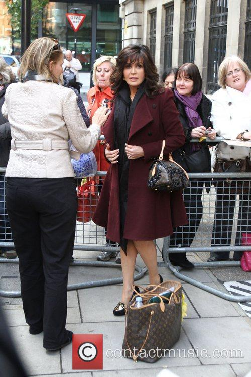 Marie Osmond, Radio, London and England 10