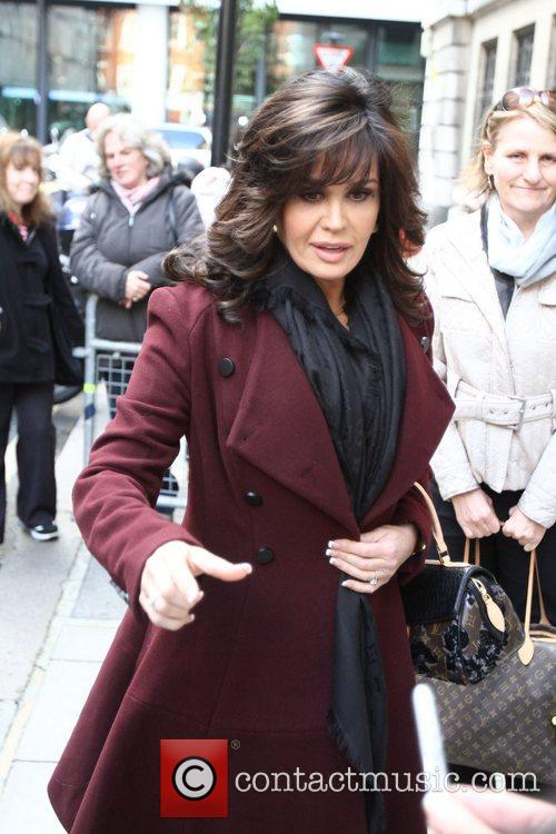 Marie Osmond, Radio, London and England 8