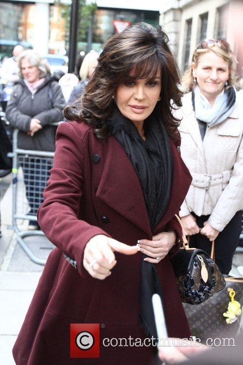 Marie Osmond, Radio, London and England 2