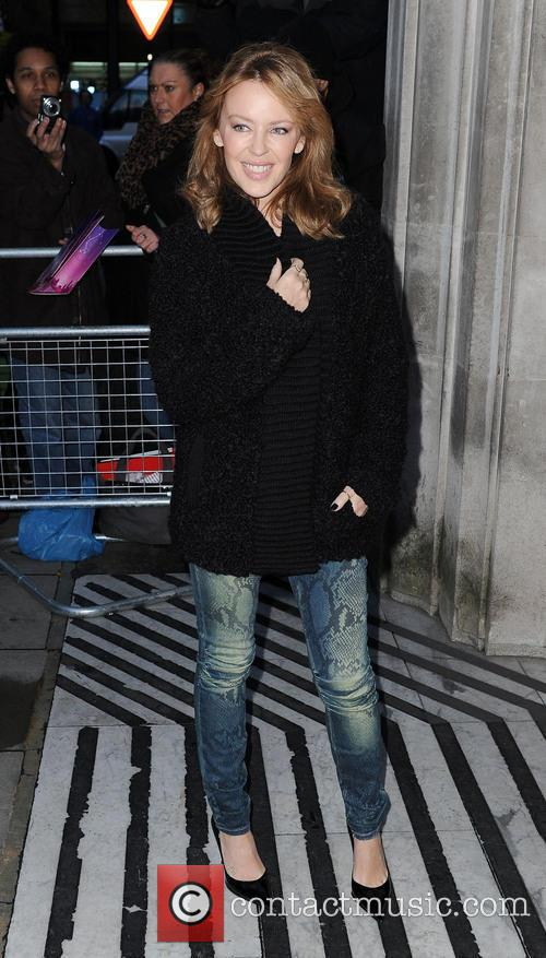 Kylie Minogue and Radio 10
