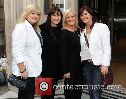 The Nolans, BBC Radio 2 Studios