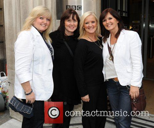 The Nolans, Coleen Nolan, Bernadette Nolan and Linda Nolan