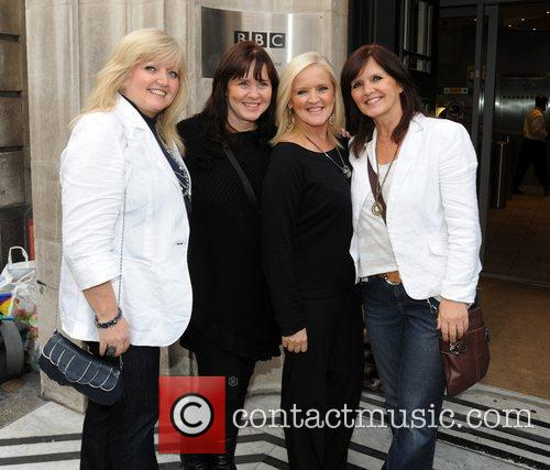 The Nolans, Coleen Nolan, Bernadette Nolan and Linda Nolan 2
