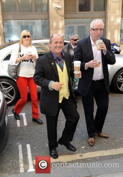 Brendan O'Carroll star of Mrs Brown's Boys pictured...